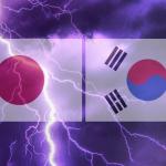 한일, 한국, 일본