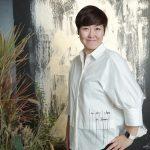 사진은 김지연 상해 한승무역대표. 김 대표는 '포스트 코로나 이후 변화하는 글로벌 마케팅'라는주제로 강연을 진행했다.