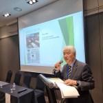 주제발표 '월드옥타40년' 신현태 국제통상연구원장